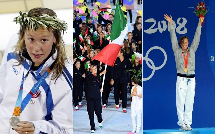 Federica Pellegrini alle Olimpiadi di Tokyo 2020: i suoi precedenti ai  Giochi   Sky Sport