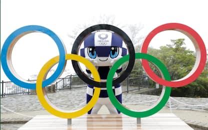 Giappone, cerimonia per celebrare il -100 a Giochi
