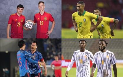 Talenti e fuoriquota, i migliori giocatori a Tokyo