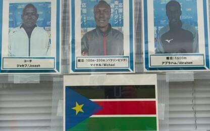 L'incredibile storia degli atleti del Sud Sudan