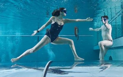 Allenamento in apnea, Errigo s'immerge verso Tokyo