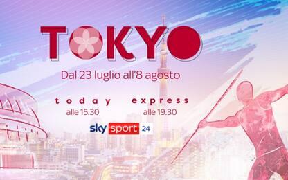 Olimpiadi, gli approfondimenti su Sky Sport 24