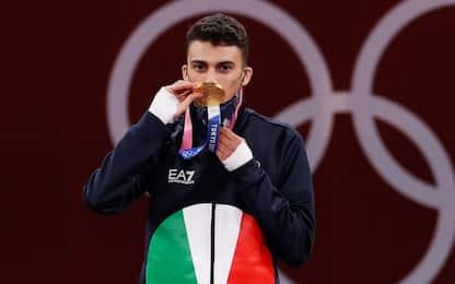 Primo oro azzurro: Dell'Aquila nel taekwondo -58kg