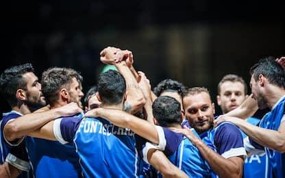Basket, ai quarti sarà Italia contro Francia