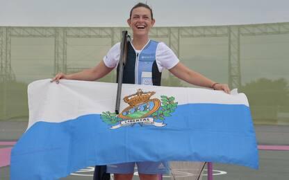 Bronzo Perilli: 1^ storica medaglia per San Marino