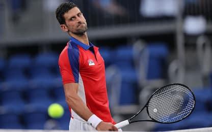 Tokyo LIVE: Djokovic out, Zverev vola in finale