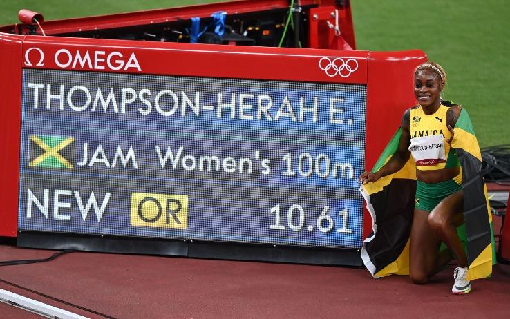 Nuovo record Olimpico
