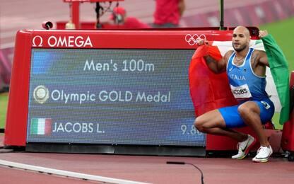 Jacobs d'oro: chi è il fenomeno azzurro dei 100 m