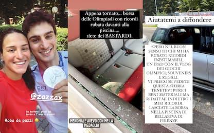 """Zazzeri derubato a Firenze: """"Ridatemi i ricordi"""""""
