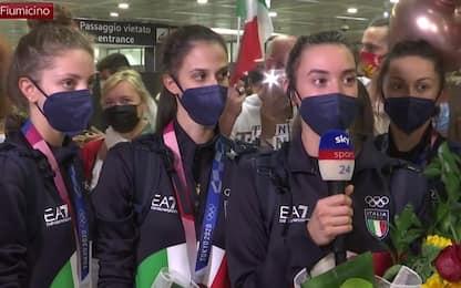 "Le Farfalle a Roma, Maurelli diventa ""giornalista"""