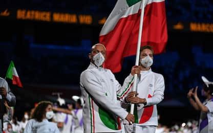 Paralimpiadi al via: la cerimonia d'apertura. FOTO