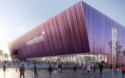 A Milano l'arena più grande d'Italia: il progetto