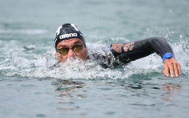 Nuoto di fondo - team event - Campionati europei di Budapest 2021