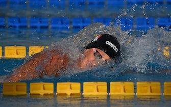 Internazionli di Nuoto - 58° Trofeo Settecolli a Roma