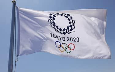 tokyo 2020 bandiera