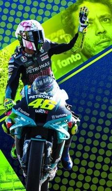 L'ultima gara in Italia di Valentino Rossi