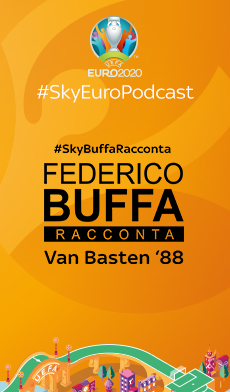 Il primo podcast di Federico Buffa