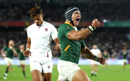 Mondiali: trionfo Sudafrica, Inghilterra ko 32-12