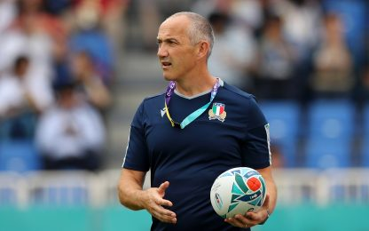 Rugby, O'Shea si dimette da Ct dell'Italia