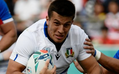 Sei Nazioni, il XV dell'Italia contro il Galles