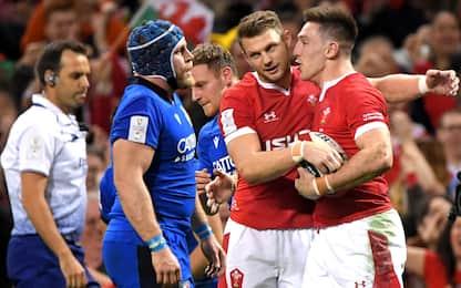 6 Nazioni, Italia ko all'esordio con il Galles