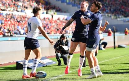 L'Italia del Rugby cade ancora: 17-0 dalla Scozia