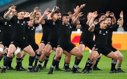 Gli All Blacks si tagliano l'ingaggio: via il 50%