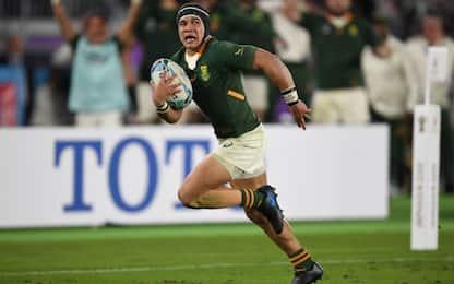 Rugby olimpico a 7? Kolbe preferisce i Lions