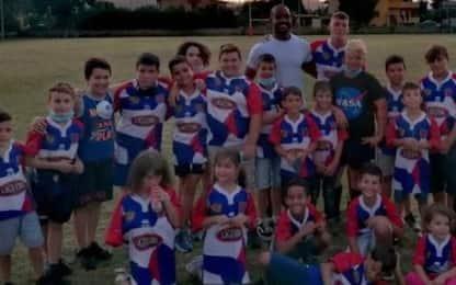 Il rugby e Mbandà nel ricordo di Osvaldo Romolo
