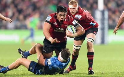Super Rugby: cancellata per Covid Blues-Crusaders