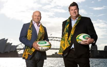 Rugby Championship, il torneo sarà in Australia