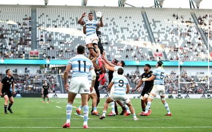 Verso Argentina-Australia: Pumas, dura ripetersi