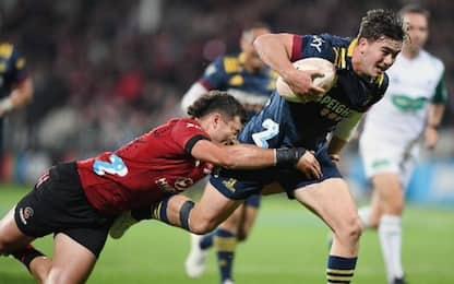 Il Super Rugby neozelandese e australiano su Sky