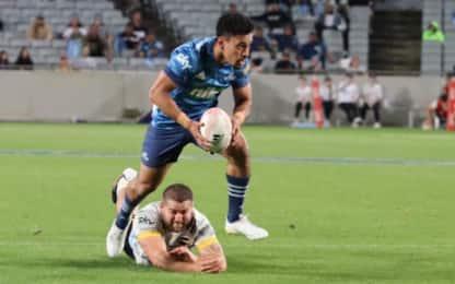 Super Rugby, quattro match su Sky