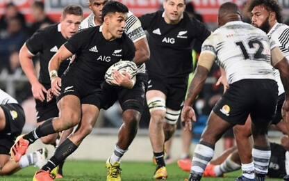 Sabato di rugby su Sky con 4 test match. Guida tv