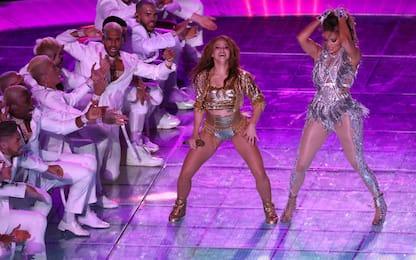 Halftime show: Shakira e JLo da impazzire! FOTO