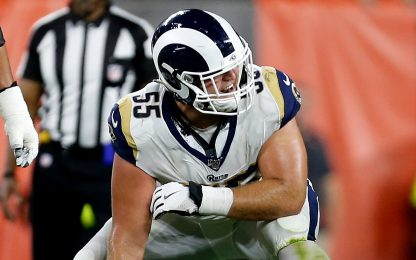 Primo positivo in NFL: è Brian Allen dei Rams