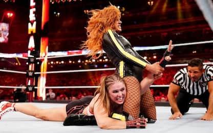 "Wrestling WWE, domenica il ""Best of 2019"""