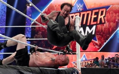 "Wrestling, oggi su Sky Sport Uno il ""Best of 2015"""