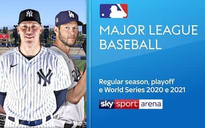 MLB, American League: quello che c'è da sapere