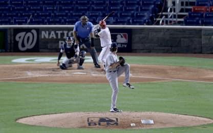 Baseball MLB, nuovo format per i Playoff
