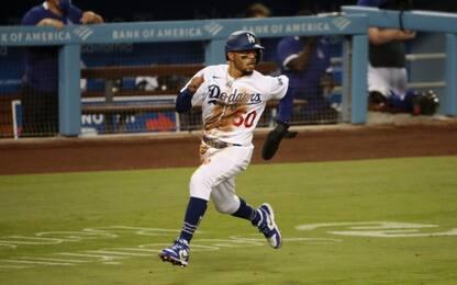Baseball, MLB: due partite in diretta su Sky