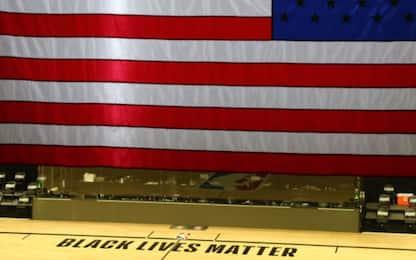 Caso Blake, negli Usa sport si ferma per protesta