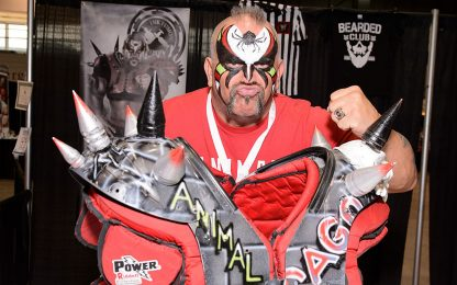 Wrestling, morto a 60 anni Road Warrior Animal