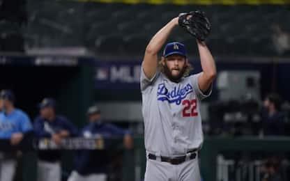 Dodgers a un passo dal titolo, martedì c'è gara-6