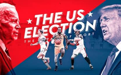 Elezioni USA: l'impatto degli sportivi sul voto
