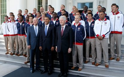 Le passioni sportive dei presidenti Usa