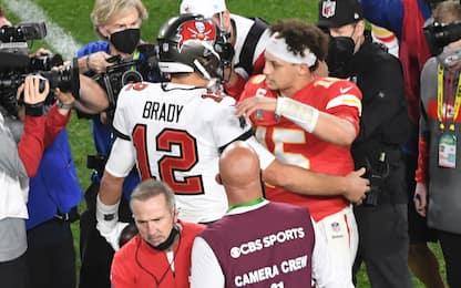 Brady, i tifosi e Sarah: spettacolo a Tampa. FOTO