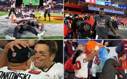 Questo Super Bowl è una favola, anzi 5