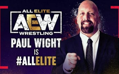 AEW: colpaccio Paul Wight. Il gigante è All Elite!